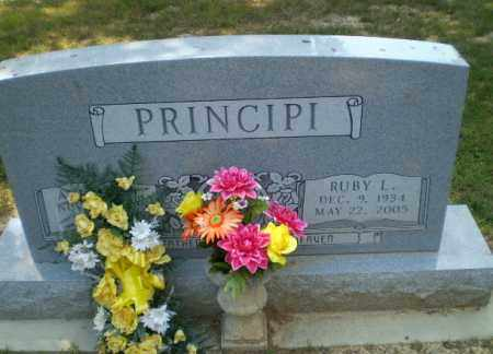 PRINCIPI, RUBY L - Greene County, Arkansas | RUBY L PRINCIPI - Arkansas Gravestone Photos