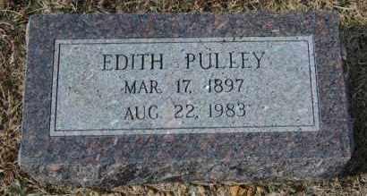 PULLEY, EDITH - Greene County, Arkansas | EDITH PULLEY - Arkansas Gravestone Photos