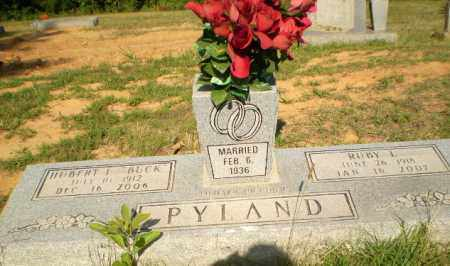 PYLAND, RUBY L - Greene County, Arkansas | RUBY L PYLAND - Arkansas Gravestone Photos