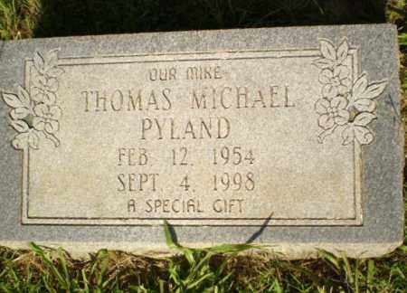 PYLAND, THOMAS MICHAEL - Greene County, Arkansas | THOMAS MICHAEL PYLAND - Arkansas Gravestone Photos