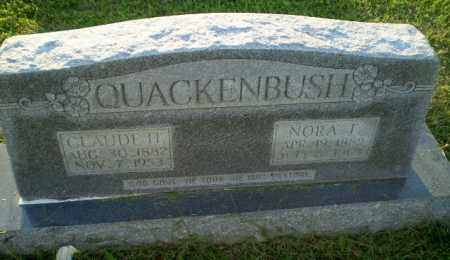 QUACKENBUSH, II, CLAUDE H - Greene County, Arkansas | CLAUDE H QUACKENBUSH, II - Arkansas Gravestone Photos