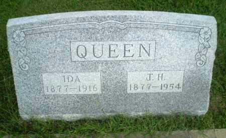 QUEEN, IDA - Greene County, Arkansas | IDA QUEEN - Arkansas Gravestone Photos