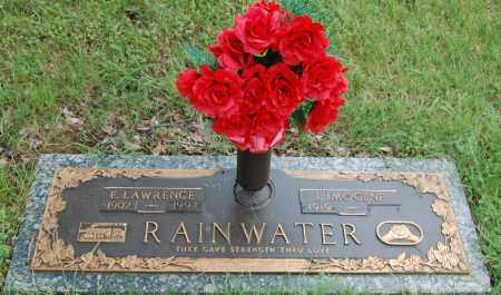 RAINWATER, E. LAWRENCE - Greene County, Arkansas | E. LAWRENCE RAINWATER - Arkansas Gravestone Photos