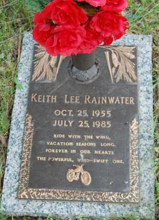 RAINWATER, KEITH LEE - Greene County, Arkansas | KEITH LEE RAINWATER - Arkansas Gravestone Photos