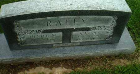 RALEY, HESTER M - Greene County, Arkansas | HESTER M RALEY - Arkansas Gravestone Photos