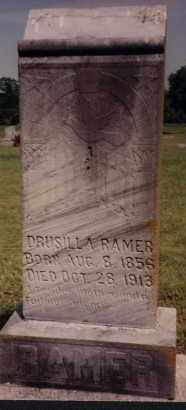 STEPHENS RAMER, DRUSILLA - Greene County, Arkansas | DRUSILLA STEPHENS RAMER - Arkansas Gravestone Photos