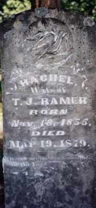 EASTEP RAMER, RACHEL - Greene County, Arkansas | RACHEL EASTEP RAMER - Arkansas Gravestone Photos