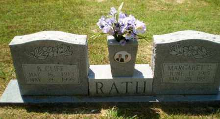 RATH, MARGARET - Greene County, Arkansas | MARGARET RATH - Arkansas Gravestone Photos