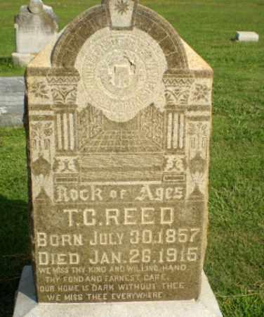 REED, T.C. - Greene County, Arkansas | T.C. REED - Arkansas Gravestone Photos