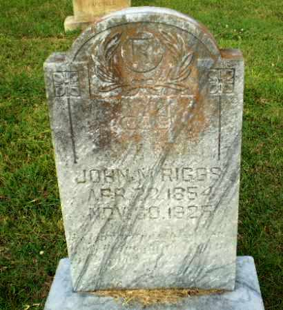 RIGGS, JOHN M - Greene County, Arkansas | JOHN M RIGGS - Arkansas Gravestone Photos