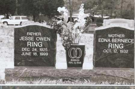 RING, EDNA BERNIECE - Greene County, Arkansas | EDNA BERNIECE RING - Arkansas Gravestone Photos
