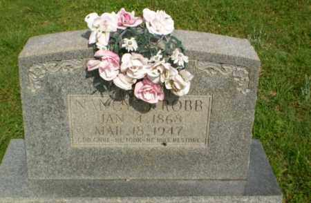ROBB, NANCY - Greene County, Arkansas | NANCY ROBB - Arkansas Gravestone Photos