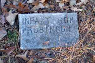 ROBINSON, INFANT SON - Greene County, Arkansas | INFANT SON ROBINSON - Arkansas Gravestone Photos