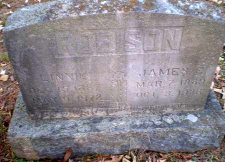ROBISON, LINNIE - Greene County, Arkansas | LINNIE ROBISON - Arkansas Gravestone Photos