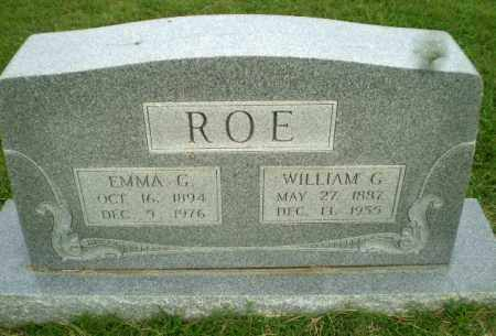 ROE, EMMA G - Greene County, Arkansas | EMMA G ROE - Arkansas Gravestone Photos