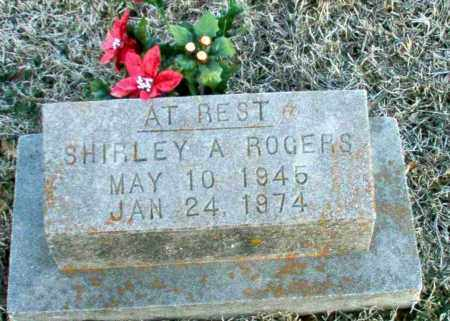 ROGERS, SHIRLEY - Greene County, Arkansas | SHIRLEY ROGERS - Arkansas Gravestone Photos