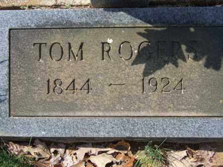ROGERS, TOM - Greene County, Arkansas | TOM ROGERS - Arkansas Gravestone Photos