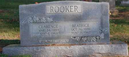 ROOKER, BEATRICE - Greene County, Arkansas | BEATRICE ROOKER - Arkansas Gravestone Photos