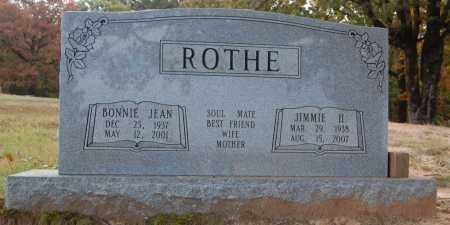 ROTHE, BONNIE JEAN - Greene County, Arkansas | BONNIE JEAN ROTHE - Arkansas Gravestone Photos