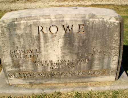 ROWE (VETERAN WWII, KIA), C.L. - Greene County, Arkansas | C.L. ROWE (VETERAN WWII, KIA) - Arkansas Gravestone Photos