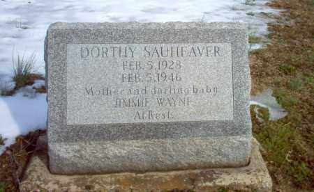 SAUHEAVER, DORTHY - Greene County, Arkansas | DORTHY SAUHEAVER - Arkansas Gravestone Photos