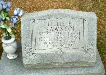 SAWSON, LILLIE P - Greene County, Arkansas | LILLIE P SAWSON - Arkansas Gravestone Photos