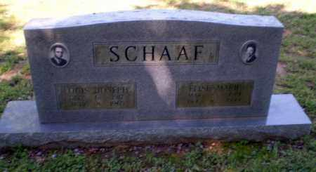SCHAAF, LOUIS JOSEPH - Greene County, Arkansas | LOUIS JOSEPH SCHAAF - Arkansas Gravestone Photos