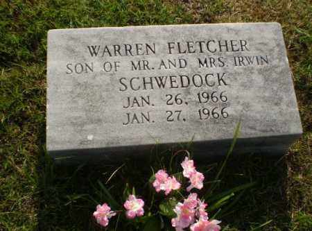SCHWEDOCK, WARREN FLETCHER - Greene County, Arkansas | WARREN FLETCHER SCHWEDOCK - Arkansas Gravestone Photos