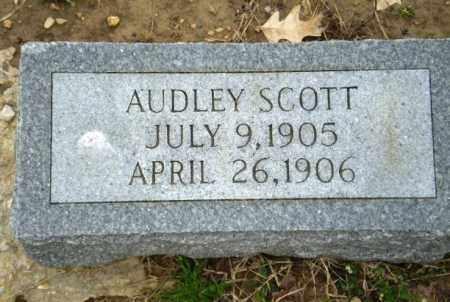 SCOTT, AUDLEY - Greene County, Arkansas | AUDLEY SCOTT - Arkansas Gravestone Photos