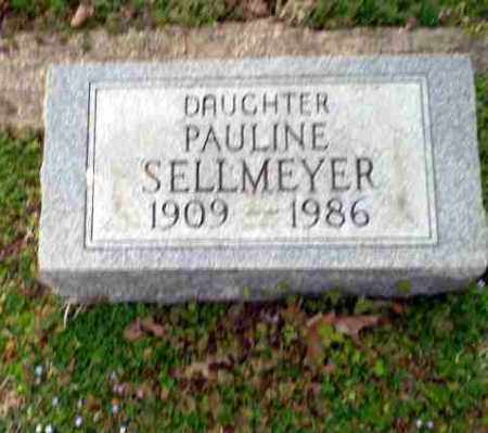SELLMEYER, PAULINE - Greene County, Arkansas | PAULINE SELLMEYER - Arkansas Gravestone Photos