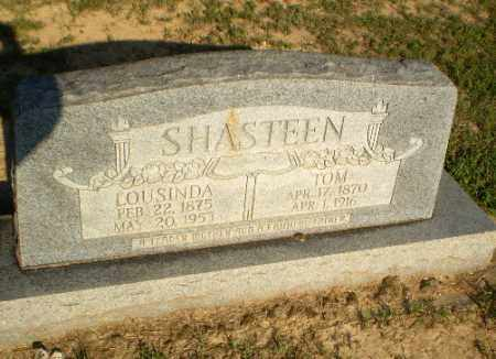 SHASTEEN, TOM - Greene County, Arkansas | TOM SHASTEEN - Arkansas Gravestone Photos