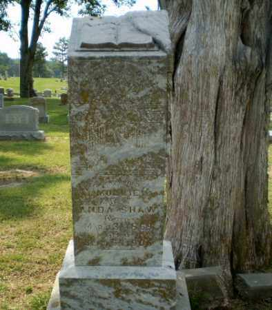 SHAW, MOLLIE - Greene County, Arkansas | MOLLIE SHAW - Arkansas Gravestone Photos