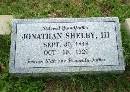 SHELBY, III, JONATHAN - Greene County, Arkansas | JONATHAN SHELBY, III - Arkansas Gravestone Photos