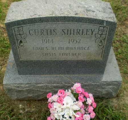 SHIRLEY, CURTIS - Greene County, Arkansas | CURTIS SHIRLEY - Arkansas Gravestone Photos