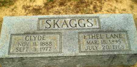 LANE SKAGGS, ETHEL - Greene County, Arkansas | ETHEL LANE SKAGGS - Arkansas Gravestone Photos
