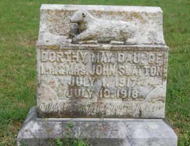 SLATTON, DORTHY MAY - Greene County, Arkansas | DORTHY MAY SLATTON - Arkansas Gravestone Photos