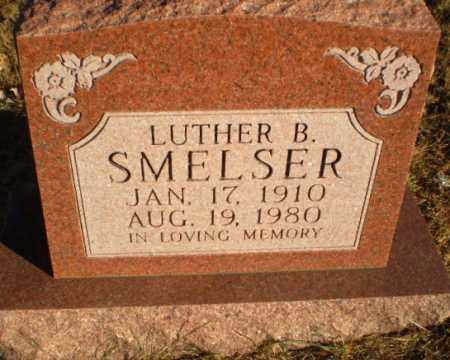 SMELSER, LUTHER B - Greene County, Arkansas | LUTHER B SMELSER - Arkansas Gravestone Photos