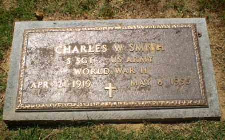 SMITH  (VETERAN WWII), CHARLES W - Greene County, Arkansas | CHARLES W SMITH  (VETERAN WWII) - Arkansas Gravestone Photos