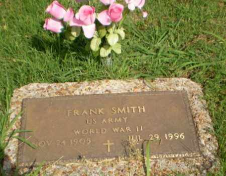 SMITH  (VETERAN WWII), FRANK - Greene County, Arkansas | FRANK SMITH  (VETERAN WWII) - Arkansas Gravestone Photos