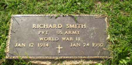 SMITH  (VETERAN WWII), RICHARD - Greene County, Arkansas | RICHARD SMITH  (VETERAN WWII) - Arkansas Gravestone Photos