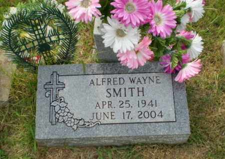 SMITH, ALFRED WAYNE - Greene County, Arkansas | ALFRED WAYNE SMITH - Arkansas Gravestone Photos