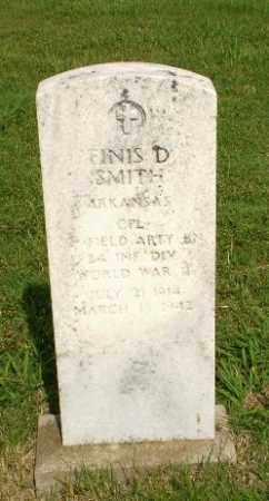 SMITH  (VETERAN WWII), FINIS D - Greene County, Arkansas | FINIS D SMITH  (VETERAN WWII) - Arkansas Gravestone Photos