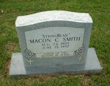 "SMITH, MACON C. ""STRINGBEAN"" - Greene County, Arkansas 