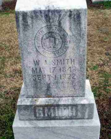 SMITH, W A - Greene County, Arkansas | W A SMITH - Arkansas Gravestone Photos