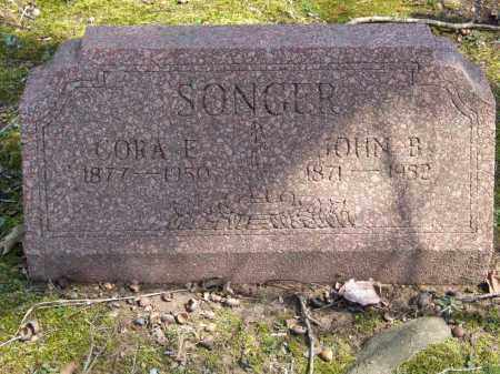 SONGER, CORA E. - Greene County, Arkansas | CORA E. SONGER - Arkansas Gravestone Photos