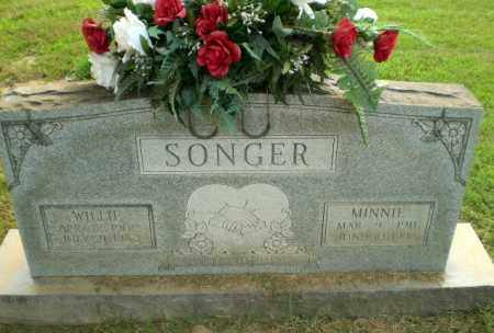 SONGER, MINNIE - Greene County, Arkansas | MINNIE SONGER - Arkansas Gravestone Photos