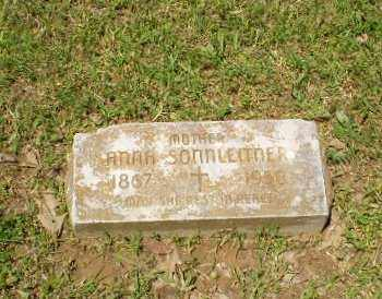SONNLEITNER, ANNA - Greene County, Arkansas | ANNA SONNLEITNER - Arkansas Gravestone Photos
