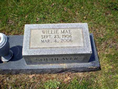 SOUHEAVER, WILLIE MAE - Greene County, Arkansas | WILLIE MAE SOUHEAVER - Arkansas Gravestone Photos
