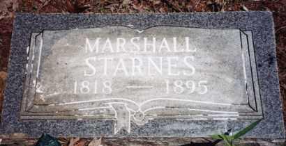 STARNES, MARSHALL - Greene County, Arkansas | MARSHALL STARNES - Arkansas Gravestone Photos