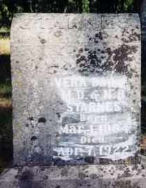 STARNES, VERA - Greene County, Arkansas | VERA STARNES - Arkansas Gravestone Photos
